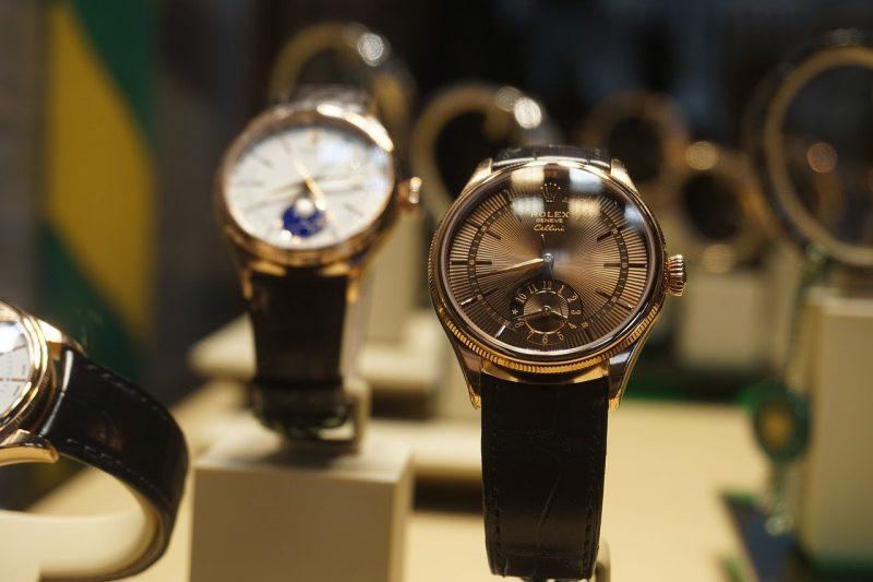 Rodzaje materiałów na kopertę zegarka